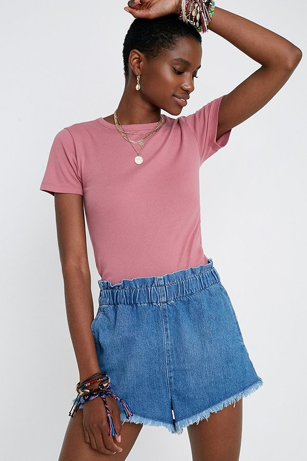 ed4d2fb4 iets frans... Short-Sleeve Baby T-Shirt | Urban Outfitters UK