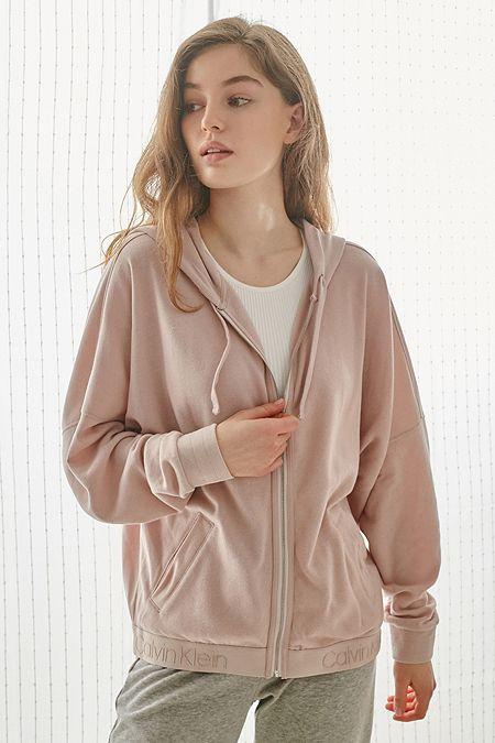 69632a471c43 Calvin Klein Dreamer Full Zip Hoodie