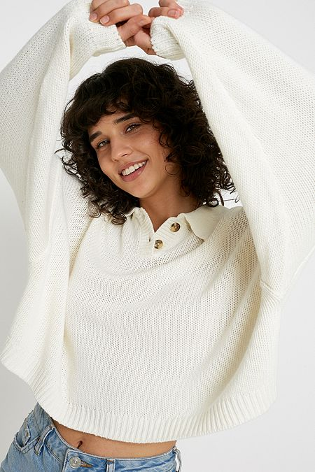 493a1c1df4f0b8 Women's Jumpers & Cardigans | Knit & Fisherman Jumpers | Urban ...