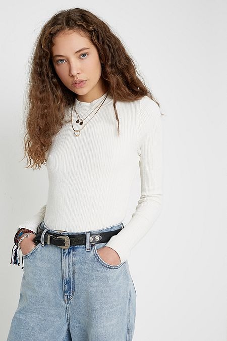 46969da4981a Going Out & Party Tops | Velvet & Black Mesh Tops | Urban Outfitters UK