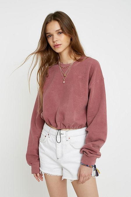 e05a1ec433fd04 Tops for Women | T-Shirts, Jumpers & Hoodies | Urban Outfitters UK