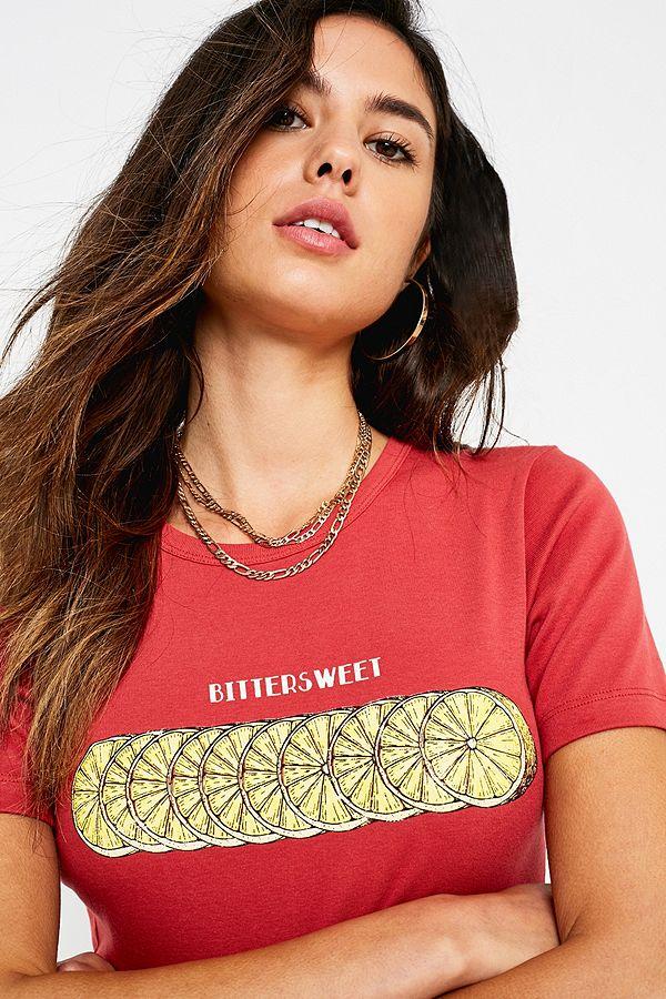 47ffe26c4c9 Slide View  1  UO Bittersweet Baby T-Shirt
