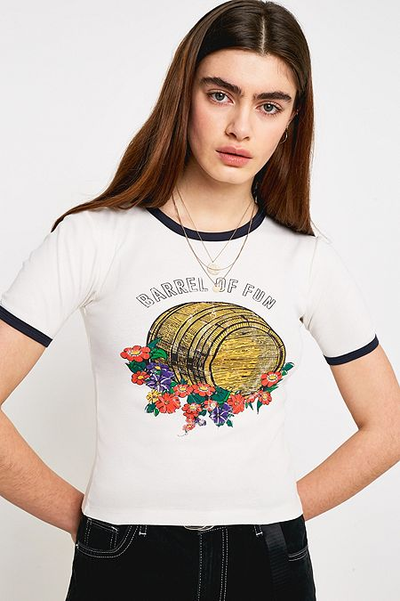 d3e4dccf4cfd Women's Printed T-Shirts | Graphic Tees | Urban Outfitters UK