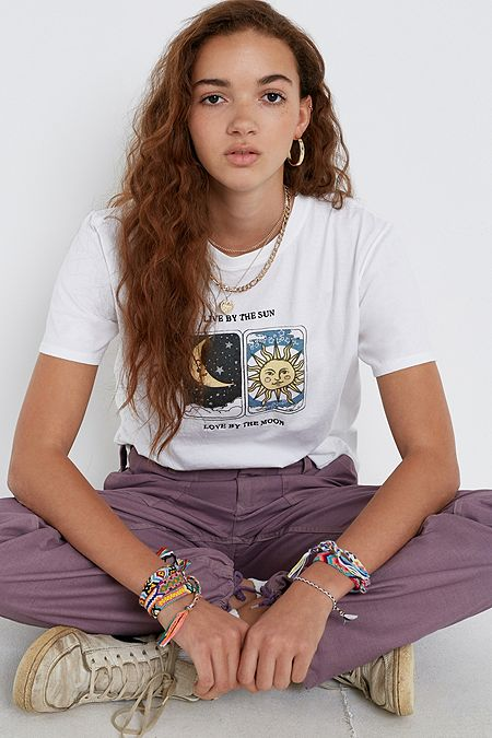 UO Live By The Sun T-Shirt