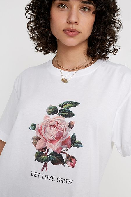 c5020870 Women's Printed T-Shirts | Graphic Tees | Urban Outfitters UK