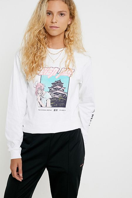 faa9cbb1d1 Women's Printed T-Shirts | Graphic Tees | Urban Outfitters UK