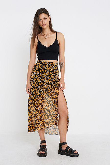 3bc4051abf Women's Skirts   Mini, Midi, Maxi, Denim & More   Urban Outfitters UK