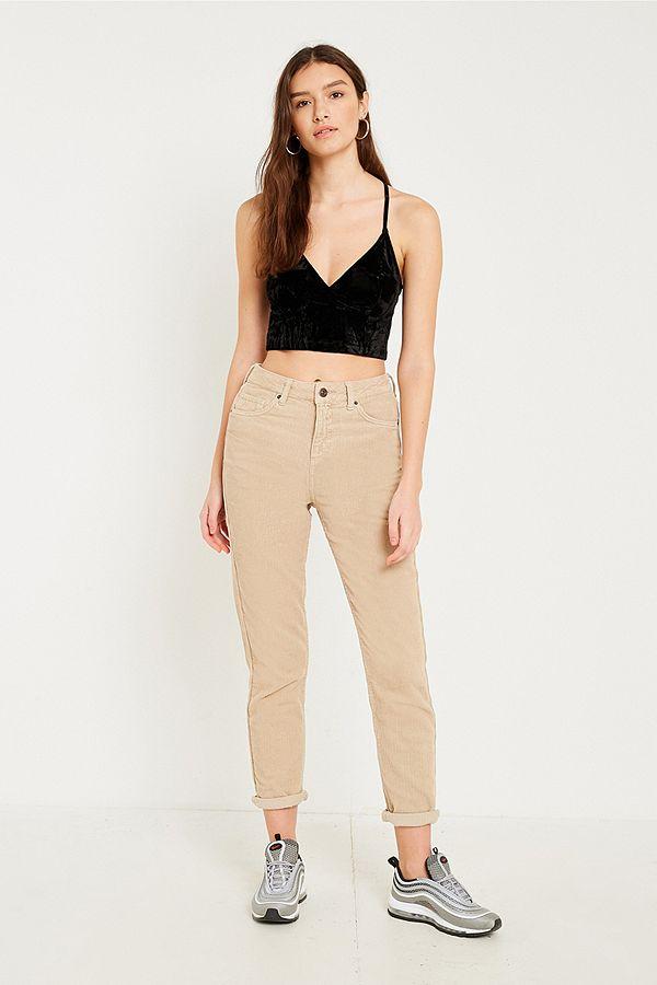 rabais de premier ordre design distinctif caractéristiques exceptionnelles BDG Mom Stone Corduroy Jeans