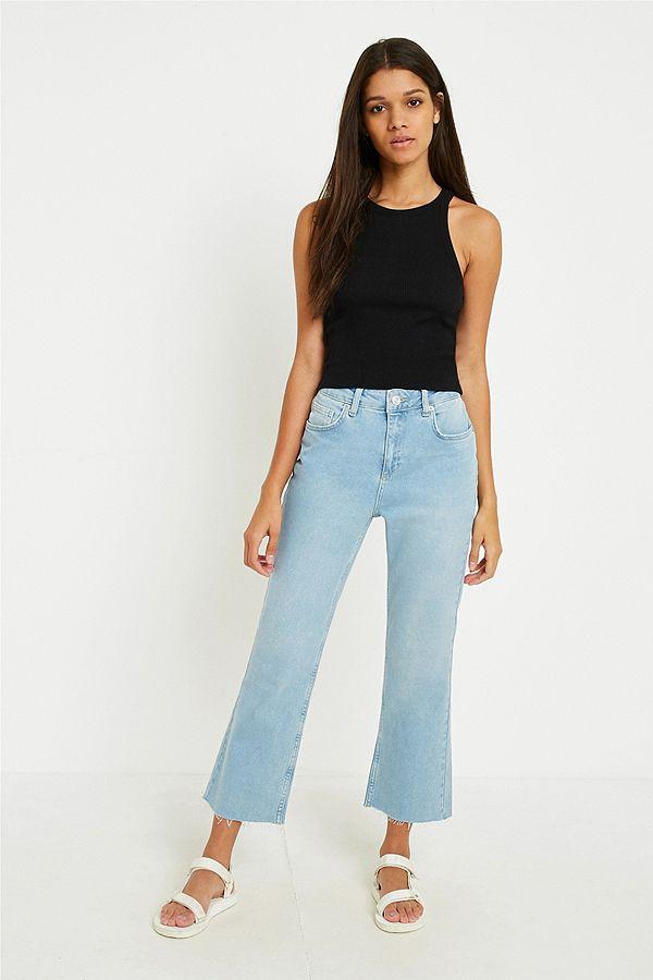 86b5bdede0 BDG Kick Stone Bleach Jeans | Urban Outfitters UK