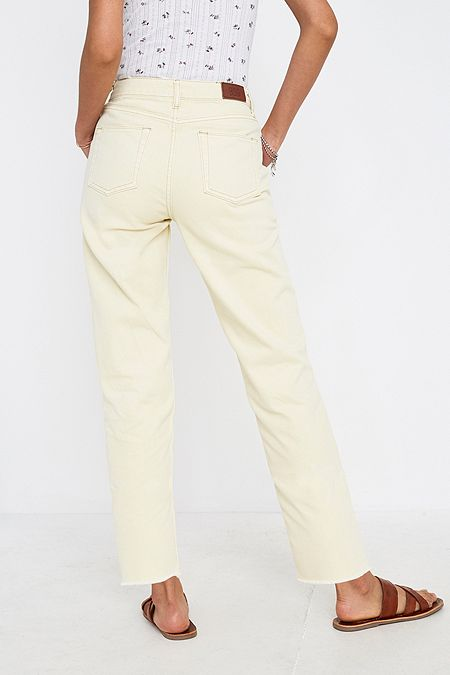 0ae6d851f60 BDG Pax Lemon Jeans