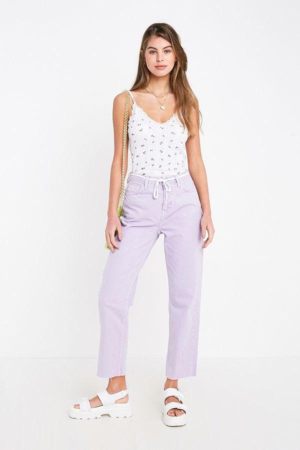 ce55829966 Slide View  1  BDG Pax Lilac Jeans