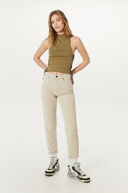 les dernières nouveautés procédés de teinture minutieux énorme inventaire Pantalons pour Femme | Pantalon cargo, velours côtelé et ...
