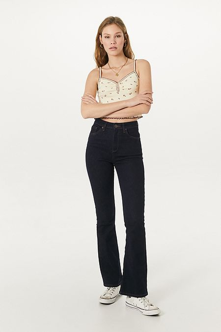 Jeans Pour Femme Jeans Droits Skinny Skater Et Mom