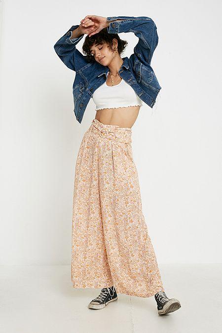 orange Damenröcke & hosen| Röcke und Hosen | Urban