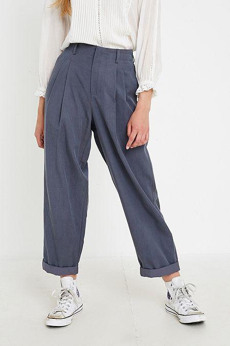 e1137cbb5 Women's Trousers | Cargo, Corduroy & Wide Leg Trousers | Urban ...