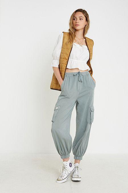15c17186d7a9 Women's Trousers | Cargo, Corduroy & Wide Leg Trousers | Urban ...