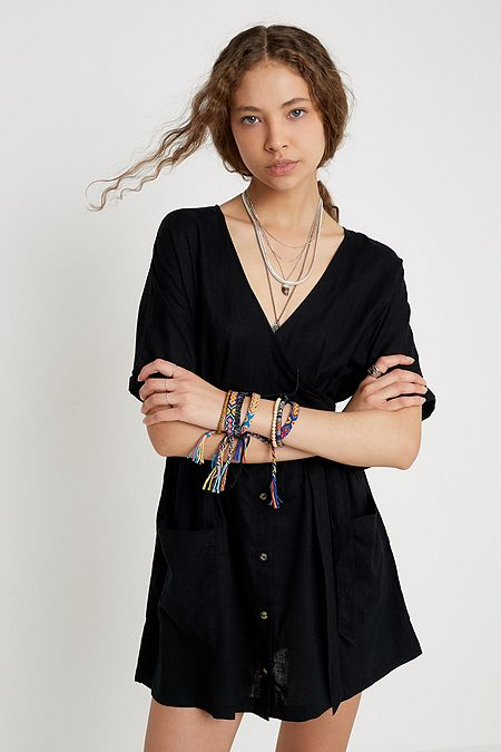5d6c2417bee1 Shirt & Button-Through | Women's | Mini Dresses | Urban Outfitters UK