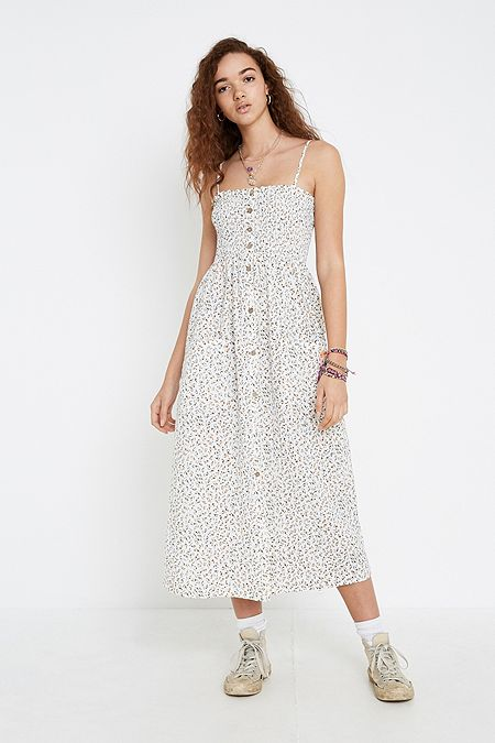 58a952acf87c Women's Maxi & Midi Dresses | Wrap, Long & Slip Dresses | Urban ...