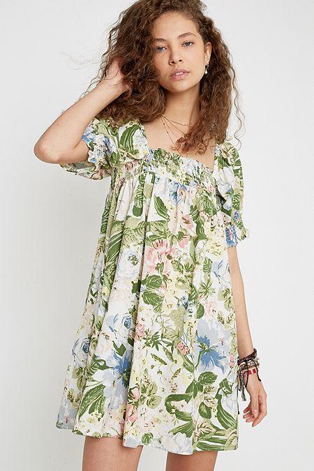 be71a76e7fc3 Square Neck - Women's   Mini Dresses   Urban Outfitters UK