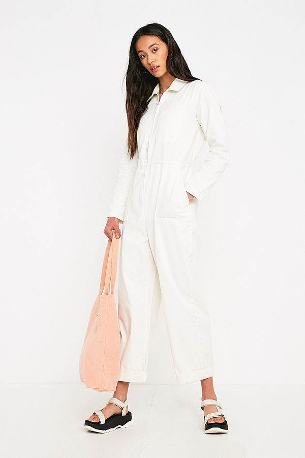 906ad6673bf Slide View  1  UO Rosie Utility Jumpsuit