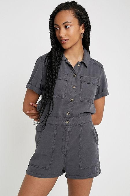 beaf2a6ee Dresses | Playsuits & Jumpsuits | Urban Outfitters UK