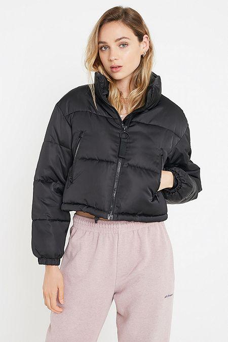 e9cc8ba8b Women's Puffer Jackets | Hooded & Cropped Padded Coats | Urban ...