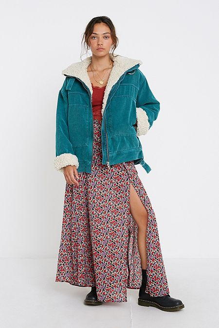 new styles best online coupon code Manteaux et vestes pour femme | Bombers | Urban Outfitters FR