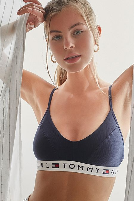 f4e6d07df08 Tommy Hilfiger - Women's | Lingerie | Urban Outfitters UK