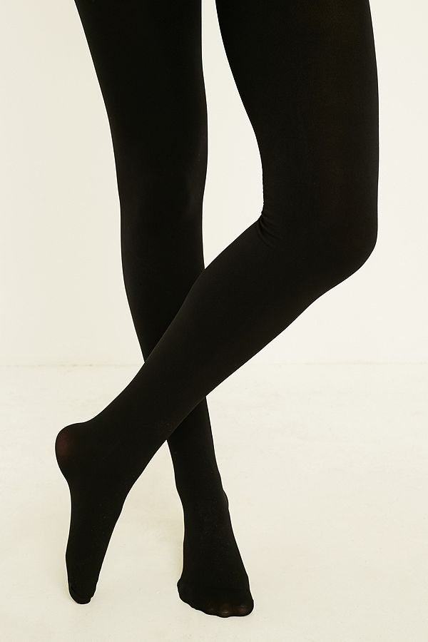 2392e2296bbfb 120 Denier Opaque Tights | Urban Outfitters UK
