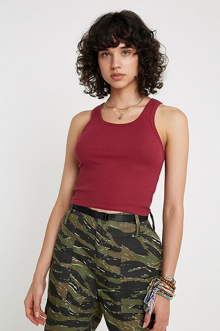 f1d2db0a4763 Women's Crop Tops | Cropped T-Shirts | Urban Outfitters UK