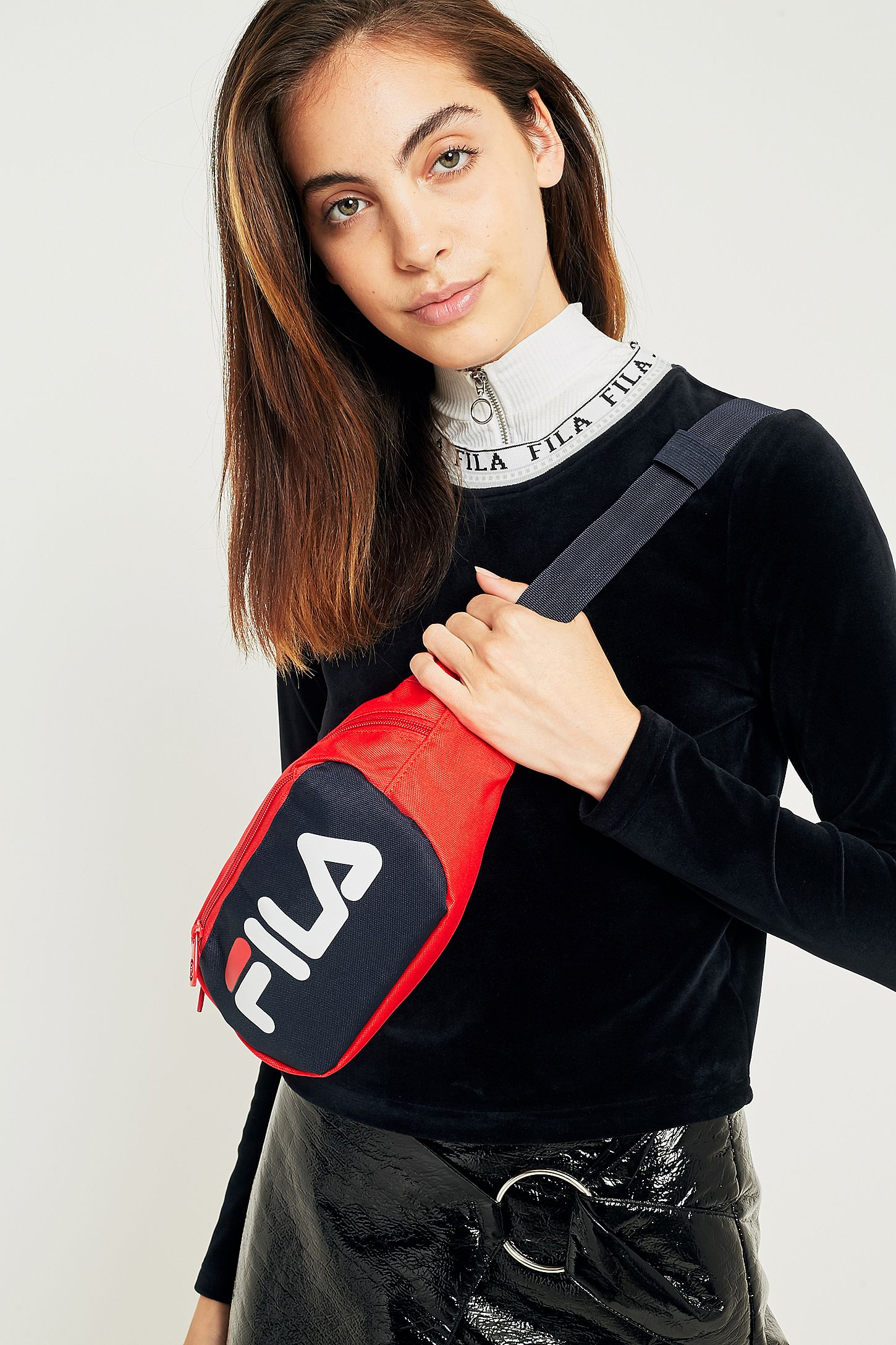 fe25666153 FILA Adams Red Bum Bag