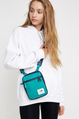 Tommy Jeans Green Tech Reporter Crossbody by Tommy Jeans