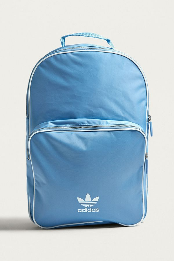 a281d0639b0 adidas Originals Adicolor Blue Backpack | Urban Outfitters UK