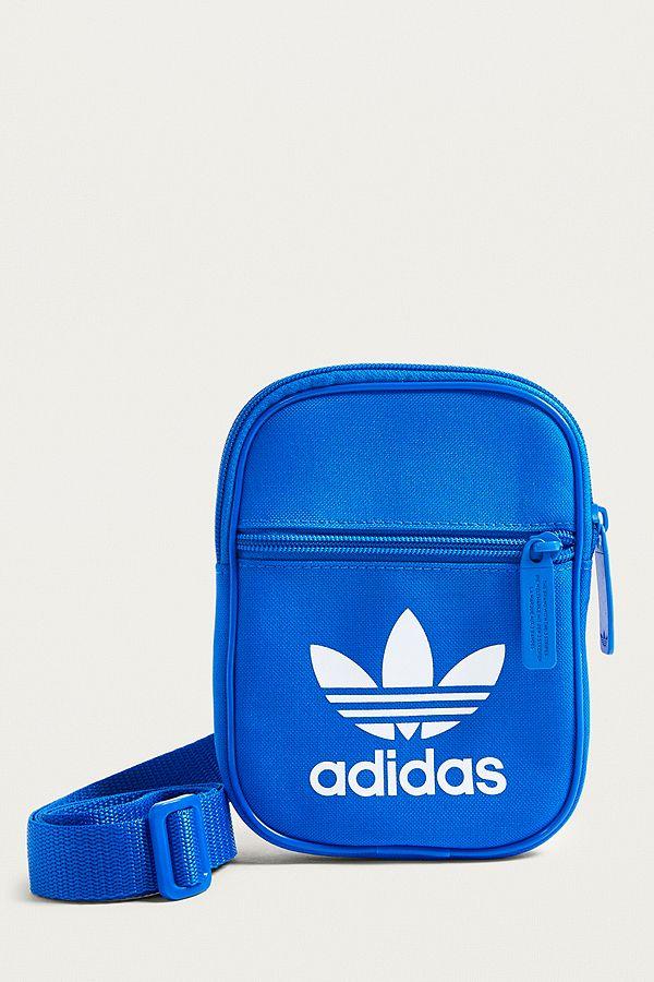 Sac Festival Bleu Adidas Bandoulière Originals WH2ED9YI