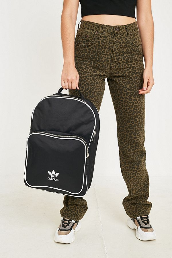 8f165ec54aea adidas Originals Adicolor Black Backpack