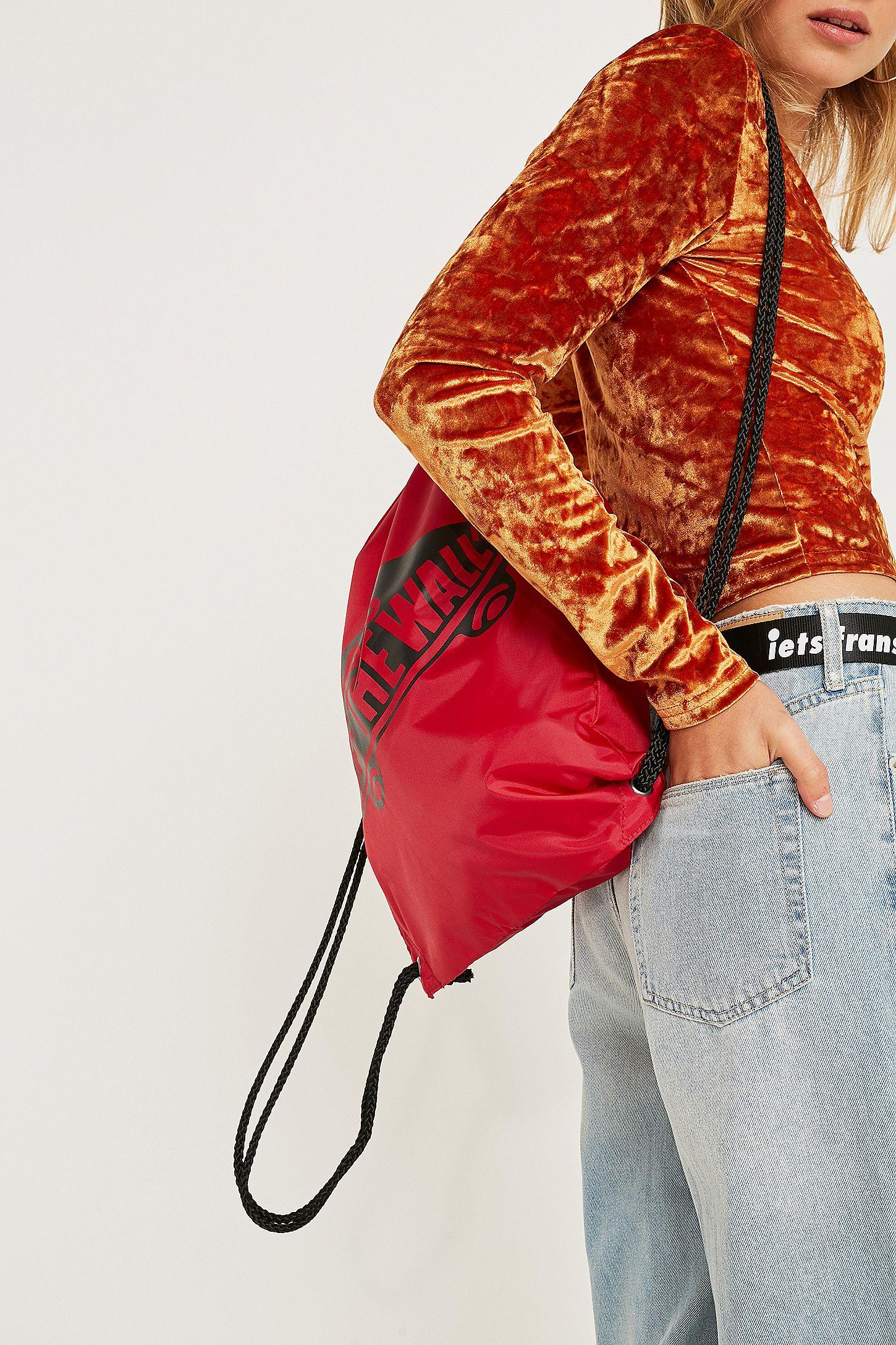 bd81e0cf54 Vans Benched Drawstring Backpack