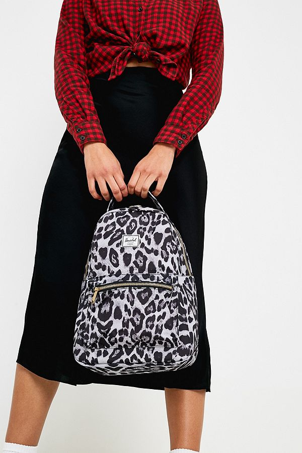 where can i buy delicate colors coupon codes Herschel Supply Co. Nova XS Snow Leopard Backpack