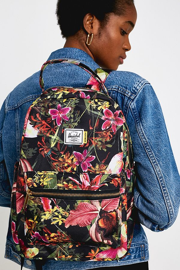 CoPorte Jungle Imprimé Herschel Supply Passeport shotdxQrCB