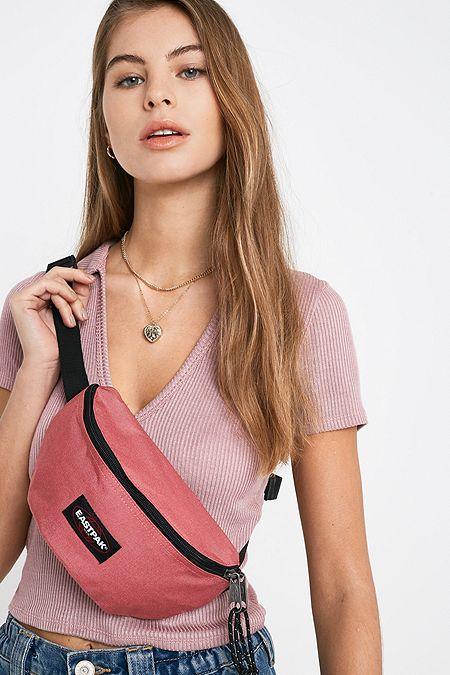 9d70197962 Eastpak Springer Pink Bum Bag
