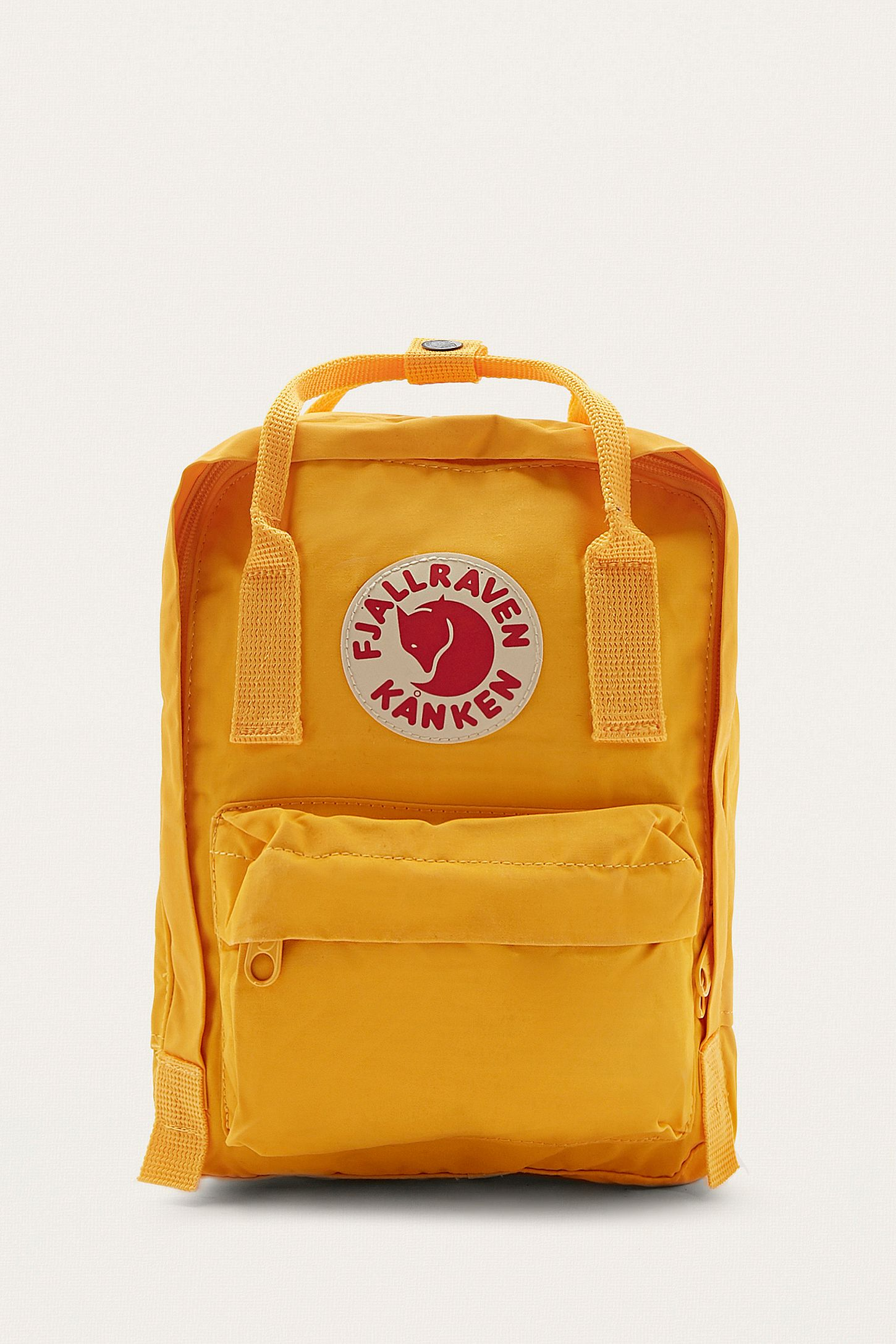 f4c82512f3 Fjallraven Kanken Warm Yellow Mini Backpack. Click on image to zoom. Hover  to zoom. Double Tap to Zoom