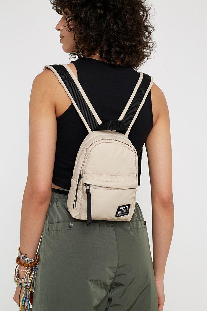 Urban Outfitters – Gepolsterter Mini Rucksack