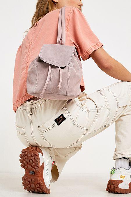 fdbd1e6ae1 UO Suede Mini Backpack