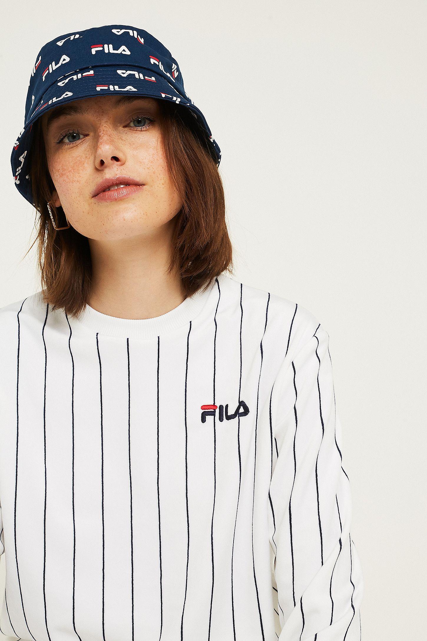 dca7a9546e3 FILA Bucket Hat