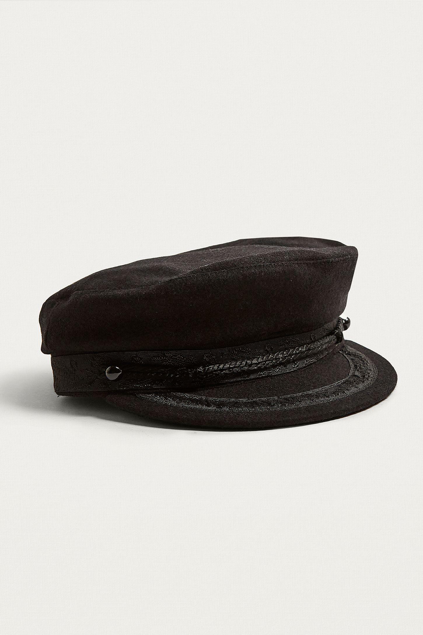 21168672c46af3 Structured Baker Boy Cap