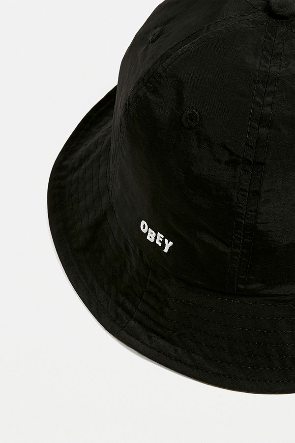 326e97352a2 Slide View  3  OBEY Frederick Bucket Hat