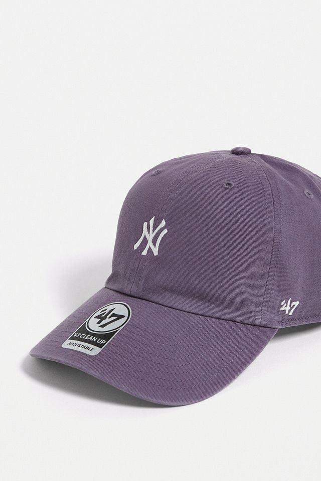 7 Brand Washed Yankees Cap
