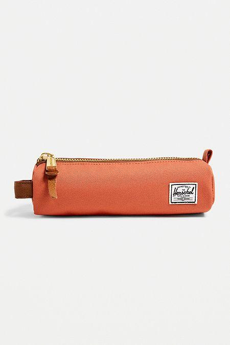 6cd0bfc741 Herschel Supply Co. Settlement Orange Pencil Case