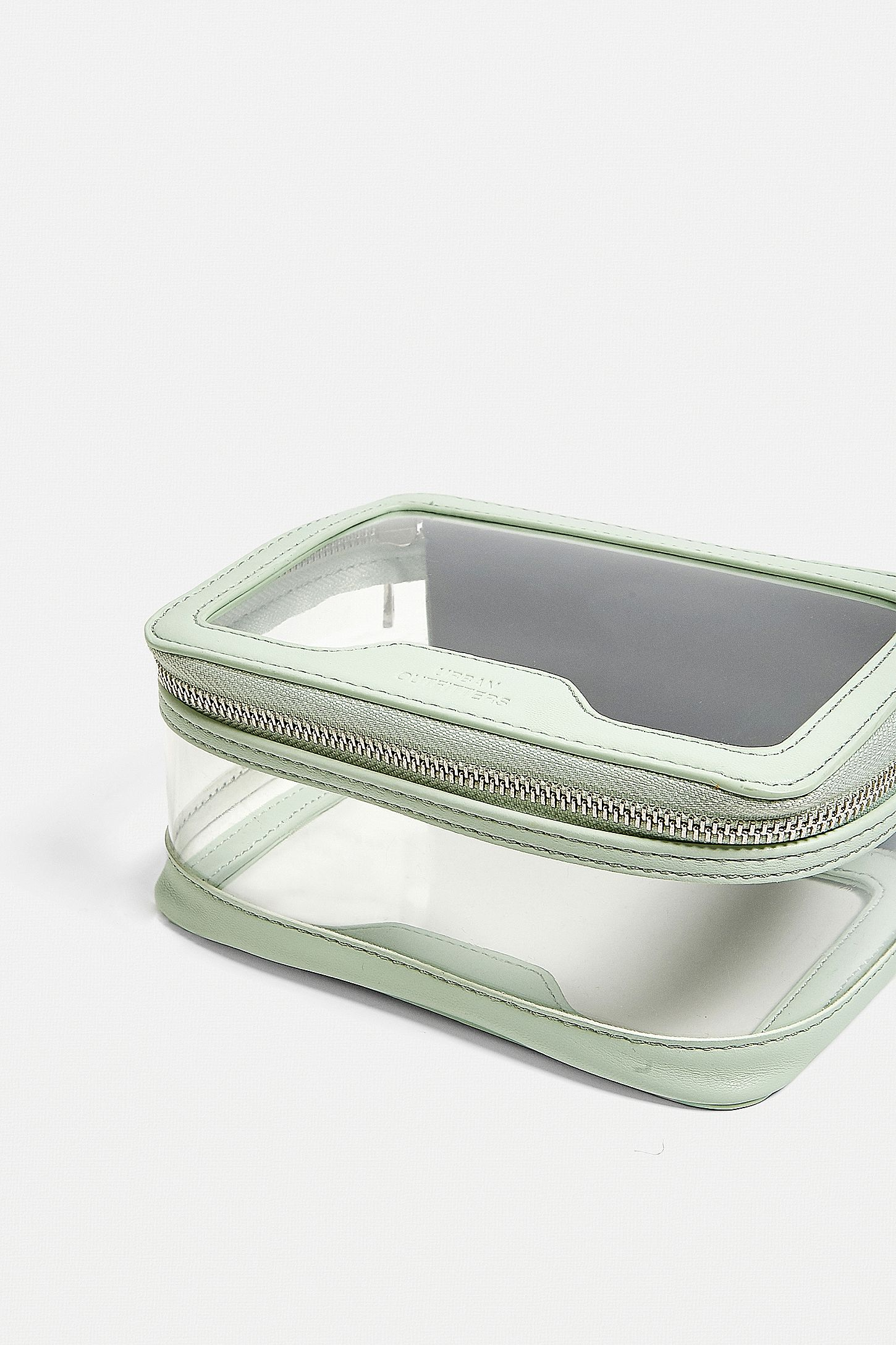 UO Clear Make-Up Case