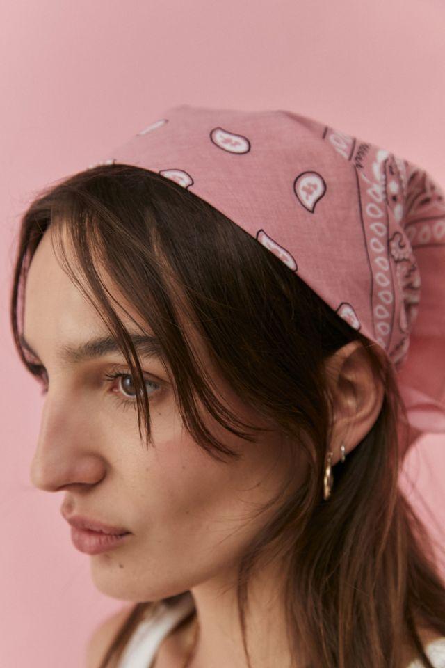 Urban Outfitters Bandana Headscarf