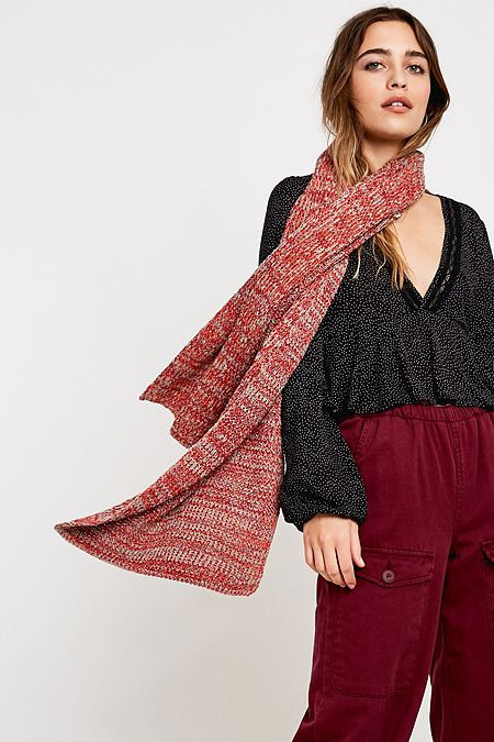 1b5a0a40b1f Women's Scarves & Gloves | Knitted & Patterned Scarves | Urban ...